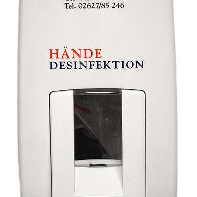 Hndedesinfektionsspender